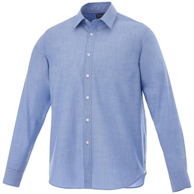 Overhemd Xl.Lucky Heren Overhemd Met Lange Mouwen Relatiegeschenken Xl
