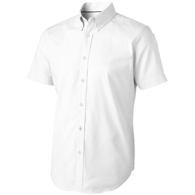 Overhemd Xl.Manitoba Heren Overhemd Met Korte Mouwen Relatiegeschenken Xl