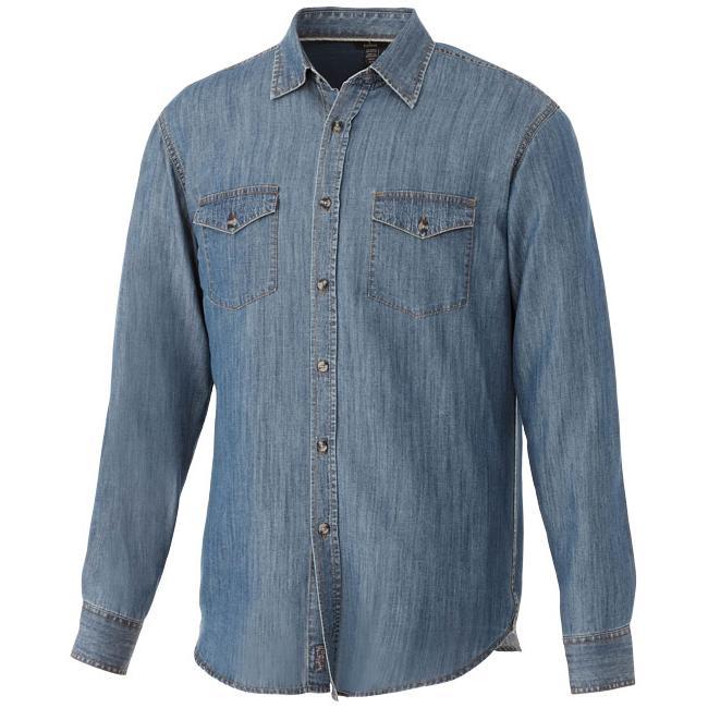 Overhemd Xl.Sloan Heren Overhemd Met Lange Mouwen Relatiegeschenken Xl