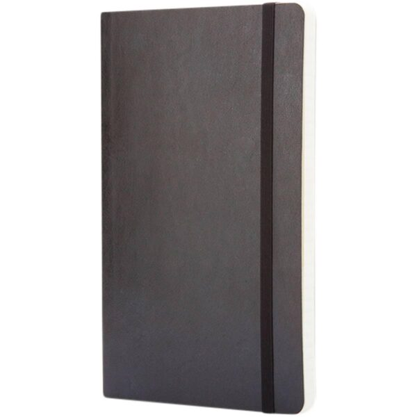 Classic L softcover notitieboek - gestippeld