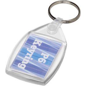 Lita P6 sleutelhanger met kunststof clip