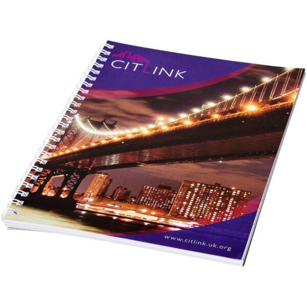 Desk-Mate® A4 wire-o notitieboek