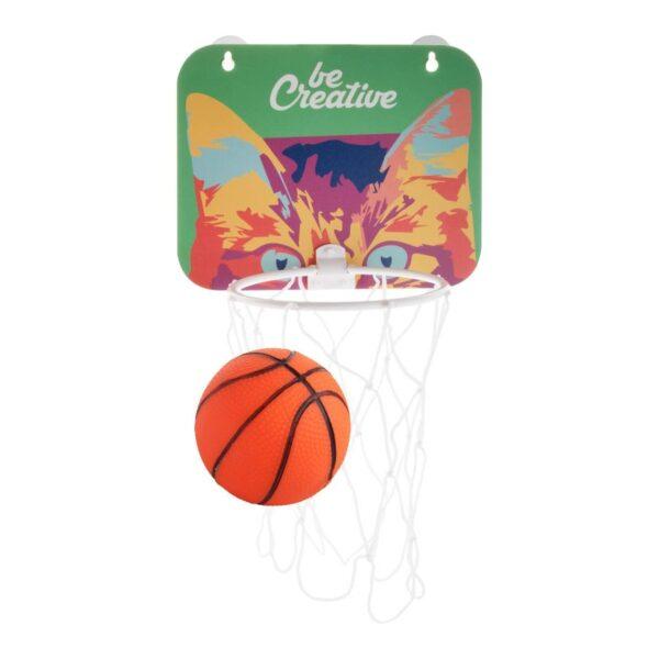 Crasket basketball basket