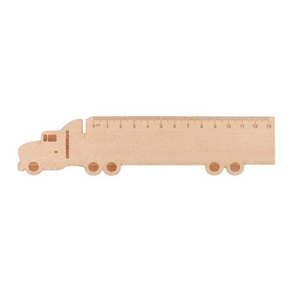 Looney houten liniaal