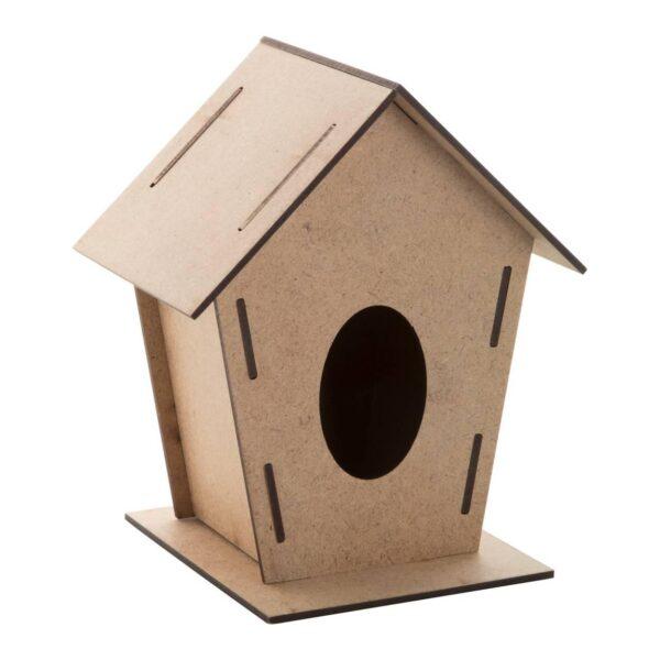 Tomtit vogelhuisje