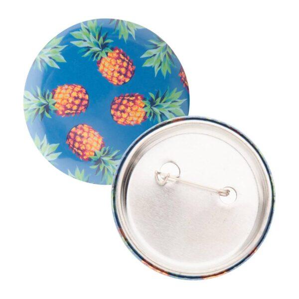 PinBadge Maxi button met pin
