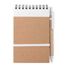 Ecocard notitieboek