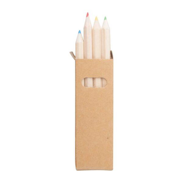 Tynie set van vier potloden