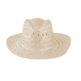 Lua rieten hoed (excl. band)
