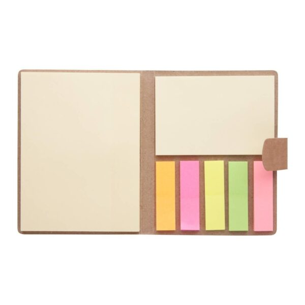 Sizes sticky notes