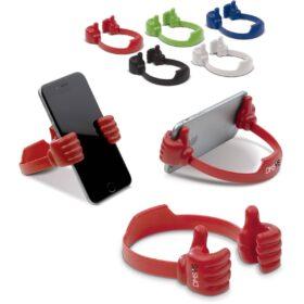 Smartphonehouder handen
