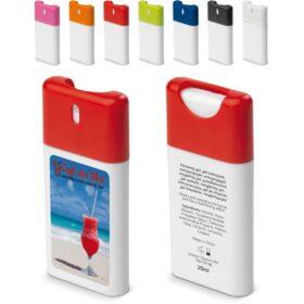 Desinfecterende handspray