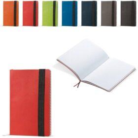 Notitieboek Zebra A5 met zachte kaft