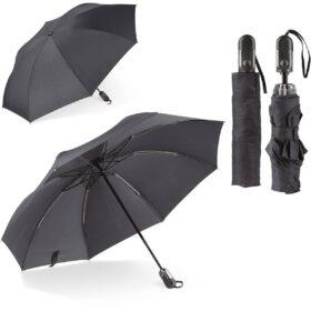 """Deluxe 23"""" reversible auto open/sluiten paraplu"""