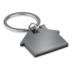 Huisvormige sleutelhanger