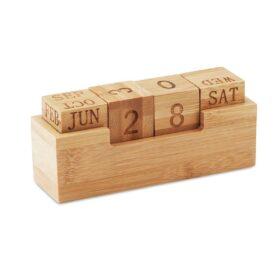 Bureaukalender bamboo