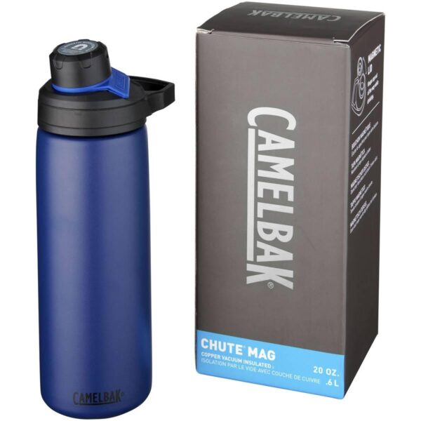 Chute Mag 600 ml koper vacuüm geïsoleerde drinkfles
