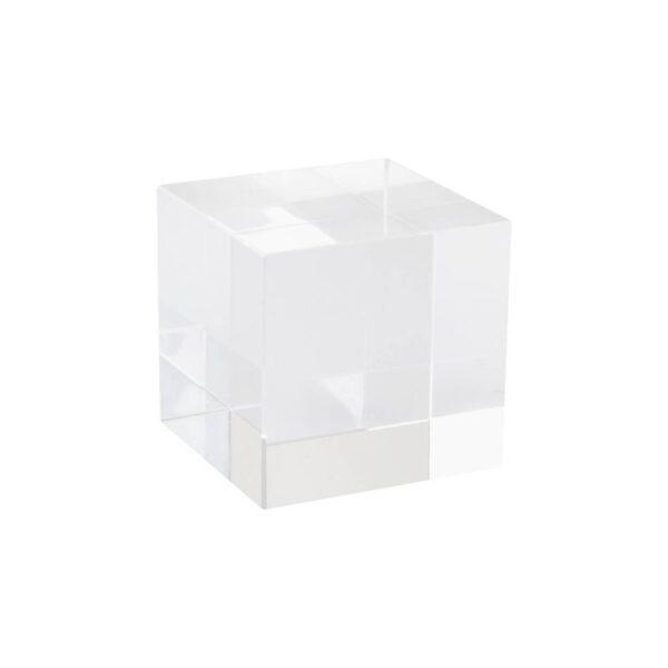 Tampa glazen kubus