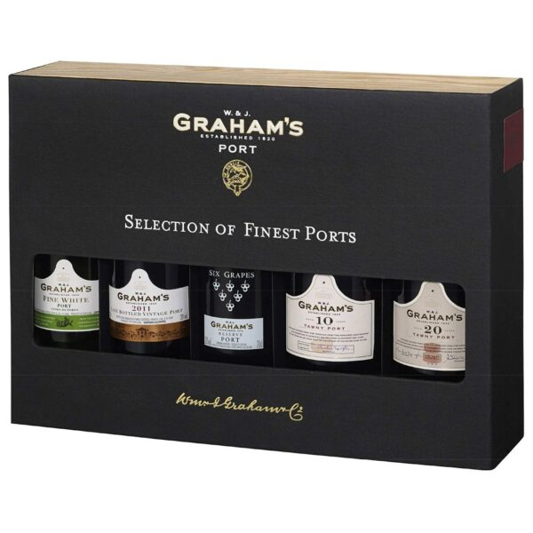 Grahams Selection pack