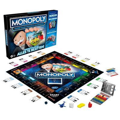 Monopooly Super Elektronisch Bankieren