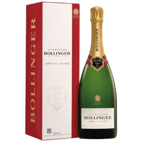 Bollinger Special Cuvée Brut in giftbox