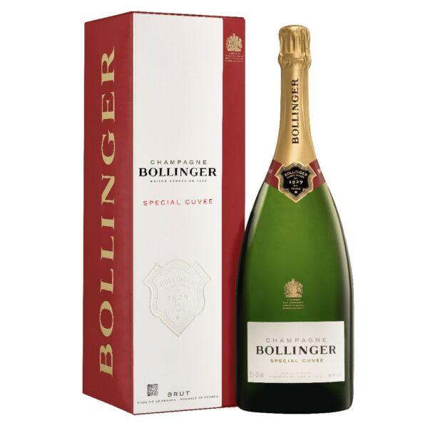 Bollinger Special Cuvée Brut Magnum in giftbox
