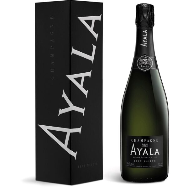 Ayala Brut Majeur in giftbox