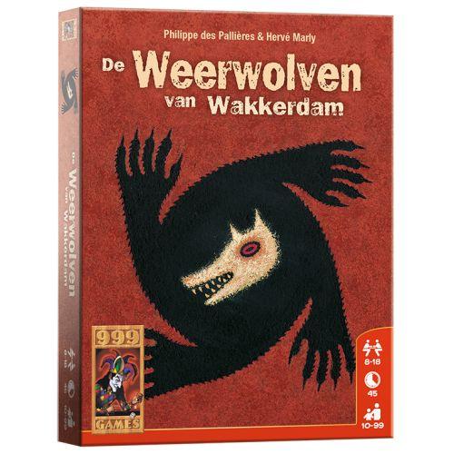 De Weerwolven van Wakkerdam Basisspel