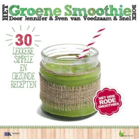 Het groene smoothiesboek - Jennifer & Sven