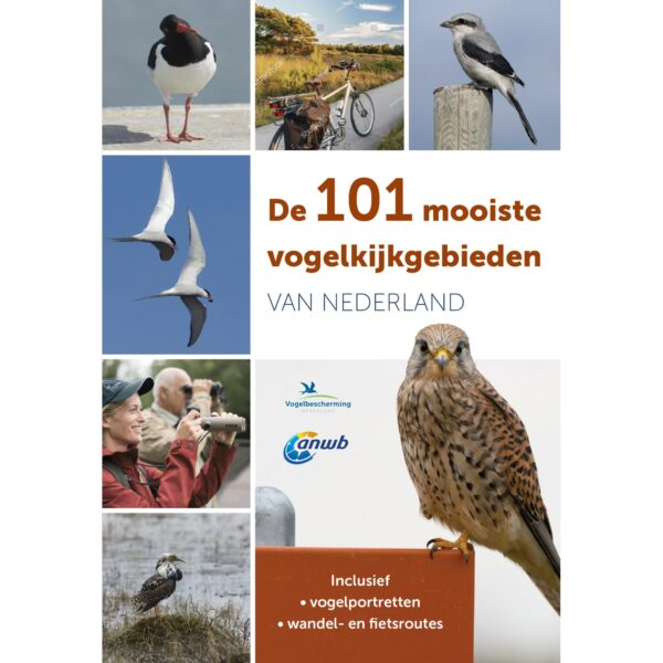 De 101 mooiste vogelkijkgebieden van Nederland - Ger Meesters