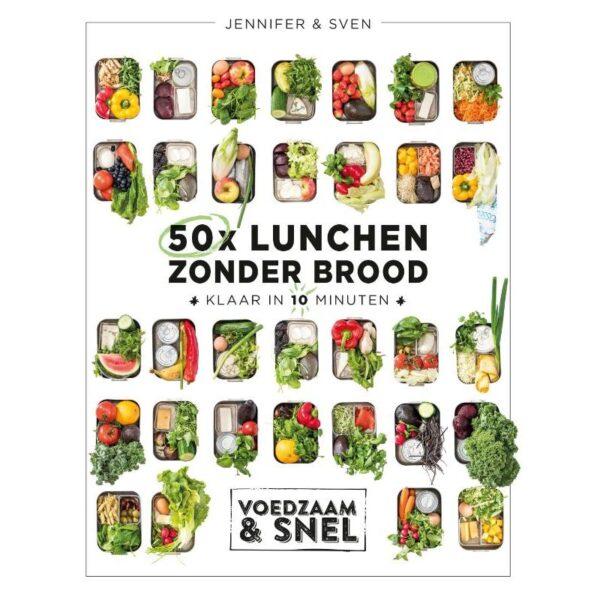 50x lunchen zonder brood - Jennifer & Sven