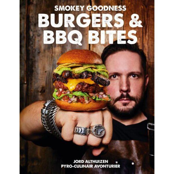 Smokey Goodness Burgers & BBQ bites - Jord Althuizen