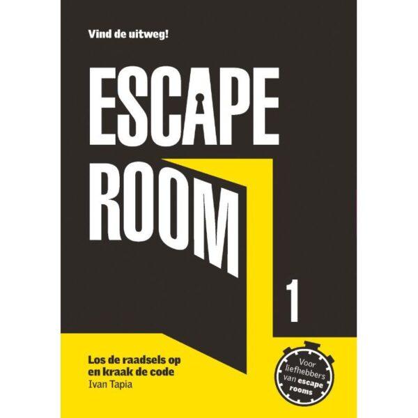 Escape room - Ivan Tapia