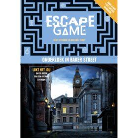 Escape game Onderzoek in Baker Street
