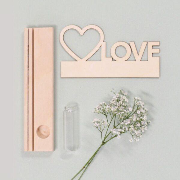 BloomLove brievenbusbloemen