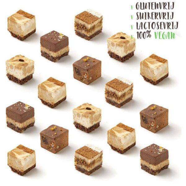 Choco One-Bite mix