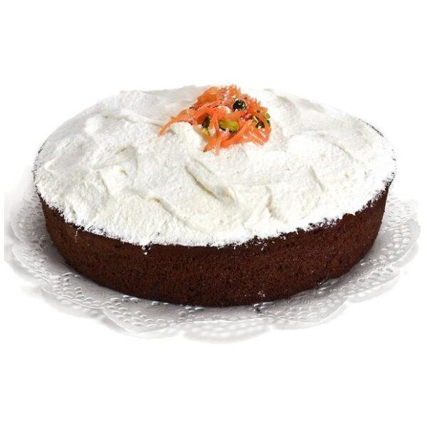 Classic Carrot Cake