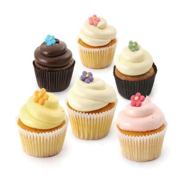 Cupcakes assortiment mix