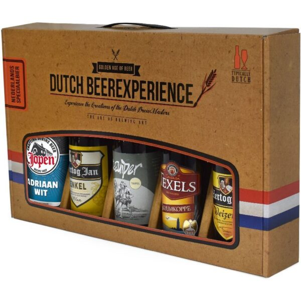 Dutch Beer Experience