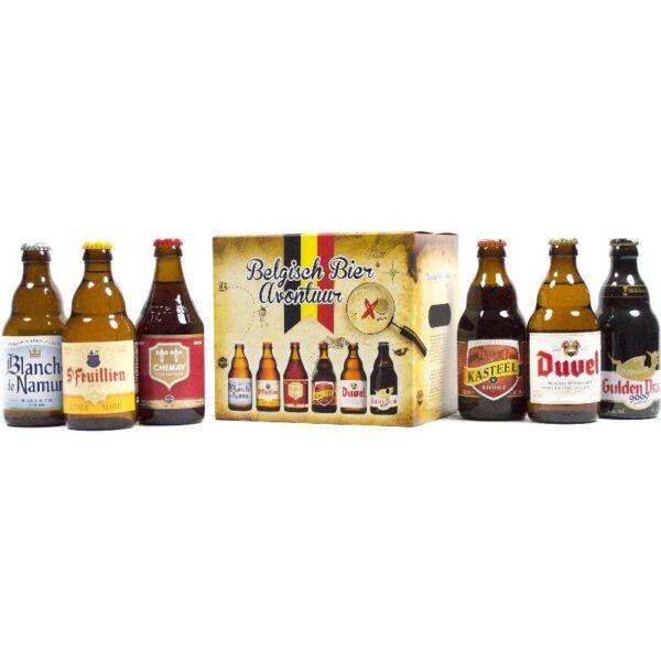 Bieravontuur Belgisch