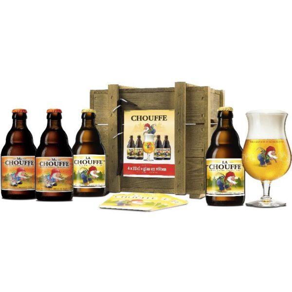 La Chouffe Bierkist
