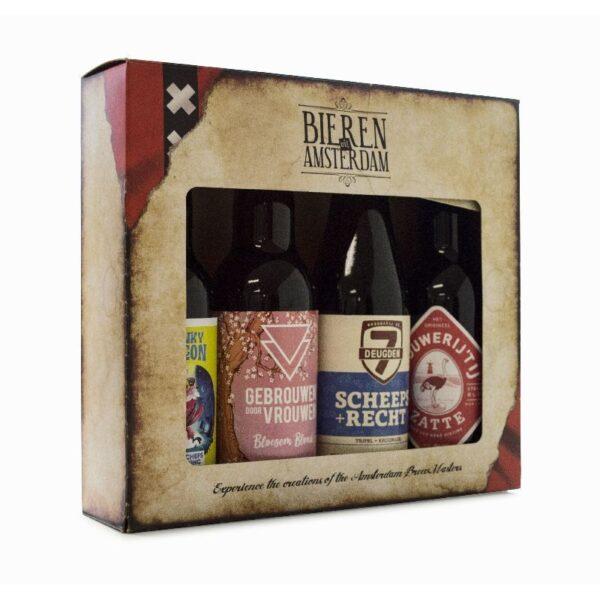 Bier uit Amsterdam
