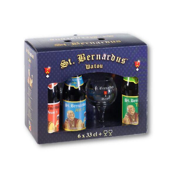 St. Bernardus Geschenk 6-pack