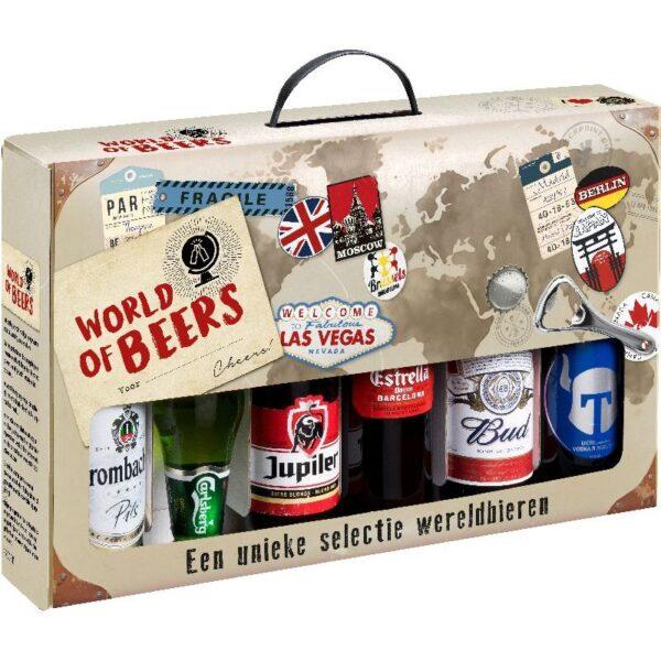 World Of Beers giftbox