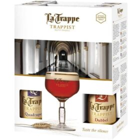 La Trappe Giftset + Prior bokaal