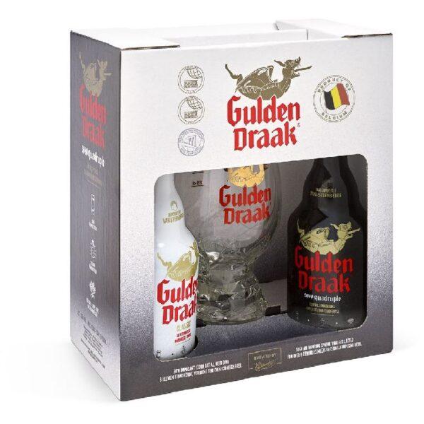 GuldenDraak Quadruppel set