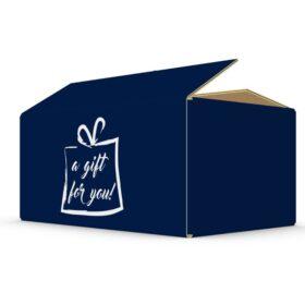 Gift For You blue geschenkdoos