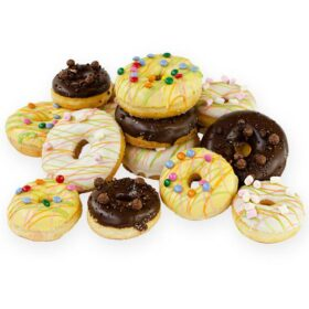 Donuts mix