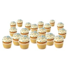Cupcakes blue