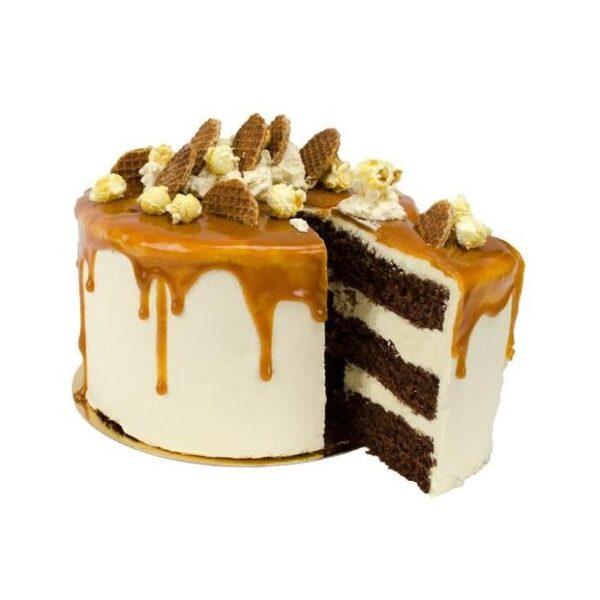 Stroopwafel Layer Cake